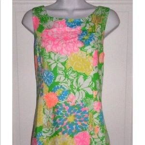 Lilly Pulitzer Cathy Shift Hibiscus Stroll 14
